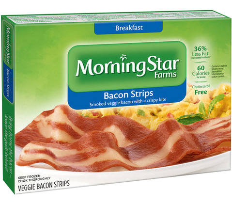 Morning Star Bacon Strips