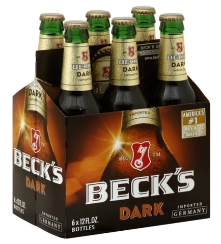 Becks Dark Beer