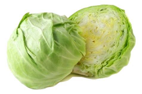 Cabbage, Green,, 1LB.
