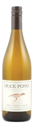 Duck Pond Pinot Gris, 750ml.