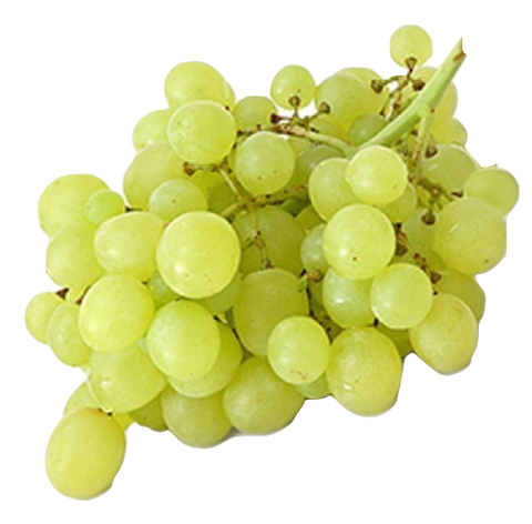 Grapes, Green, Seedless, 1lb.