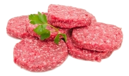 Hamburger Patties, Beef