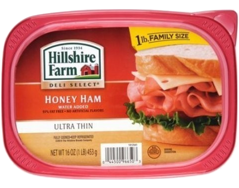 Hillshire Farm Ultra Thin Honey Ham