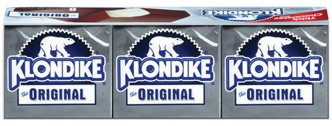 Klondike Bars Original, 6 Packs