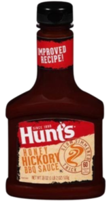 Hunt's Hickory Smoke BBQ Sauce