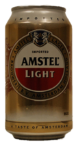 Amstel Light, 6 Pack Can