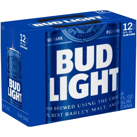 Bud Light Cans 12 Pack