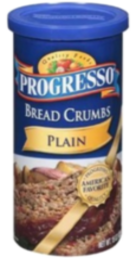 Progresso Bread Crumbs, Plain