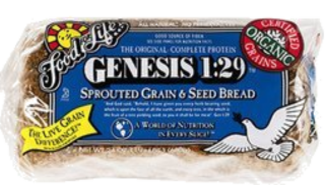 Food For Life Genesis 1:29 Sprouted Grain & Seed