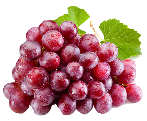Grapes Red Seedless, 1lb.