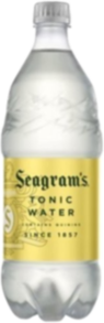 Seagram's Tonic Water, 1 Litre