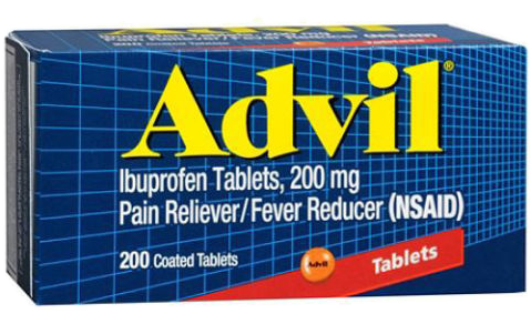 Advil Pain Reliever/Fever Reducer 200mg