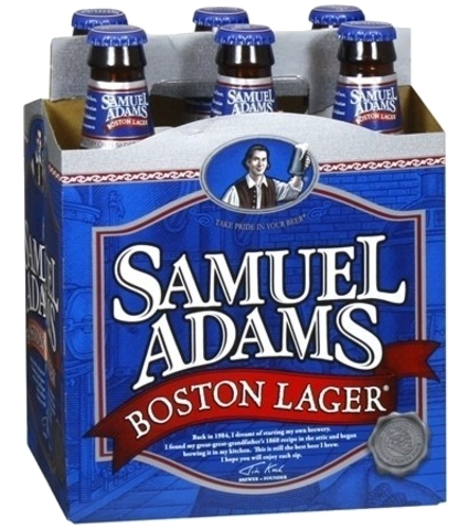 Samuel Adams Beer