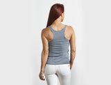 Denim Tri-Blend Racerback Tank Top - Lady Tank
