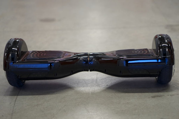Black Self Balancing Scooter Hoverboard