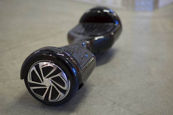 Black - Original (with Bluetooth Speakers) - Perfect Hoverboards