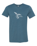 Never Go Without Your Wingman - St. Michael the Archangel T Shirt - That One Sheep