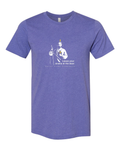 Leave Your Drama at the Door - St. Jude Thaddeus T Shirt - That One Sheep