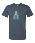 Pray It, Don't Say It – Our Lady of the Rosary T Shirt - That One Sheep