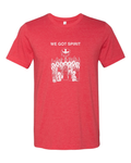 We Got Spirit - Pentecost T Shirt - That One Sheep