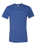 I am, Therefore I Think - Realism Philosophy T Shirt - That One Sheep