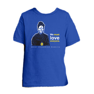 Indiscriminate Love – St. Josephine Bakhita Youth T Shirt  © - That One Sheep