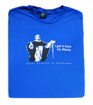 Rosary Reception - St. Dominic T Shirt  © - That One Sheep
