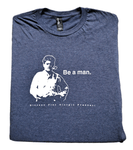 Man of Beatitude - Bl. Pier Giorgio Frassati T Shirt  © - That One Sheep