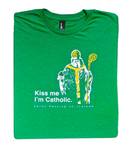Luck o' the Stylish - St. Patrick of Ireland T Shirt  © - That One Sheep