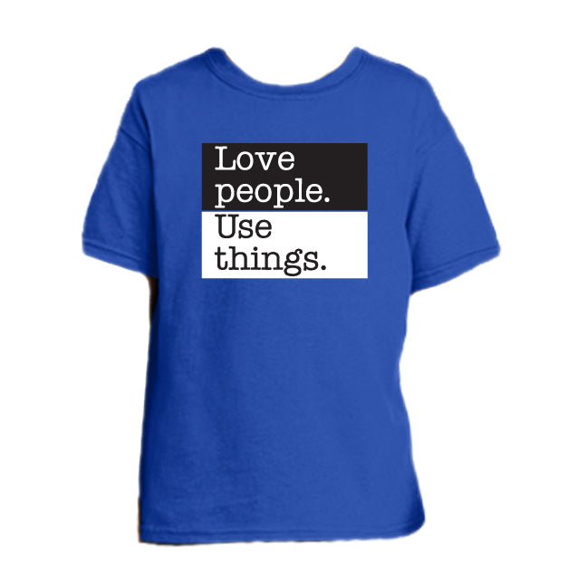 Standards of Humanity - Love Youth T Shirt  © - That One Sheep
