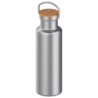 20oz Canteen Stainless Steel Bottle