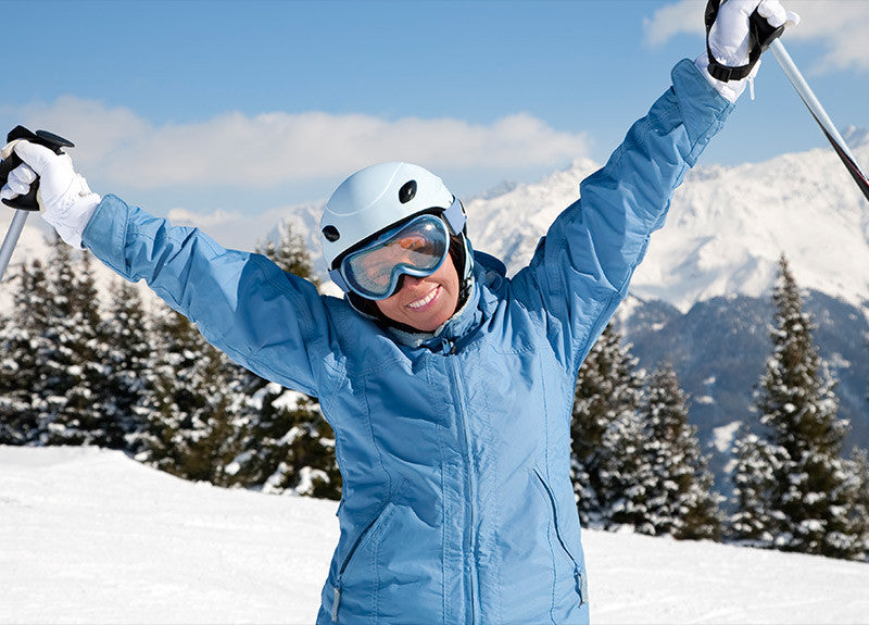 Skiing is one of the world's most popular recreational.