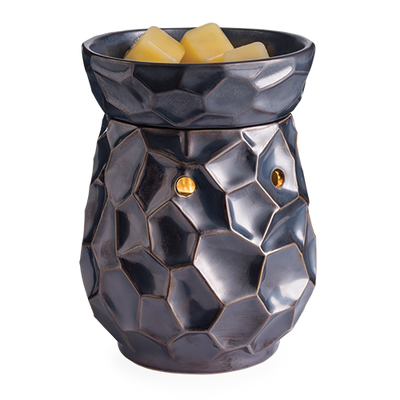 Fragrance Warmer - Hammered Illumination | Fragrance Warmer