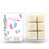 Baby Powder Fragranced Soy Wax Melts and Tarts
