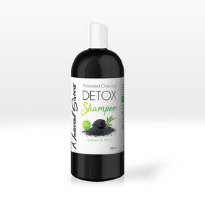 Tea Tree & Activated Charcoal Detox Treatment Shampoo - Salon Size 32oz
