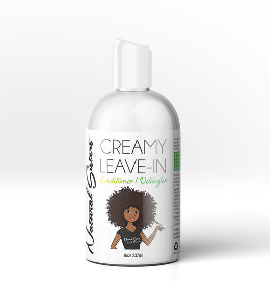 Creamy Leave-In Conditioner / Detangler