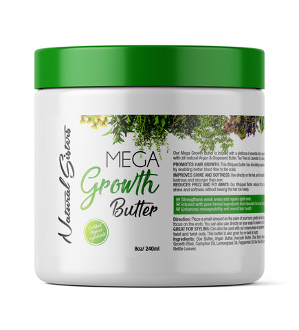Mega Growth Butter - 8 oz