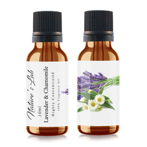 Lavender and Chamomile Fragrance Oil | Fragrance Oil - Lavender and Chamomile 10ml/.33oz