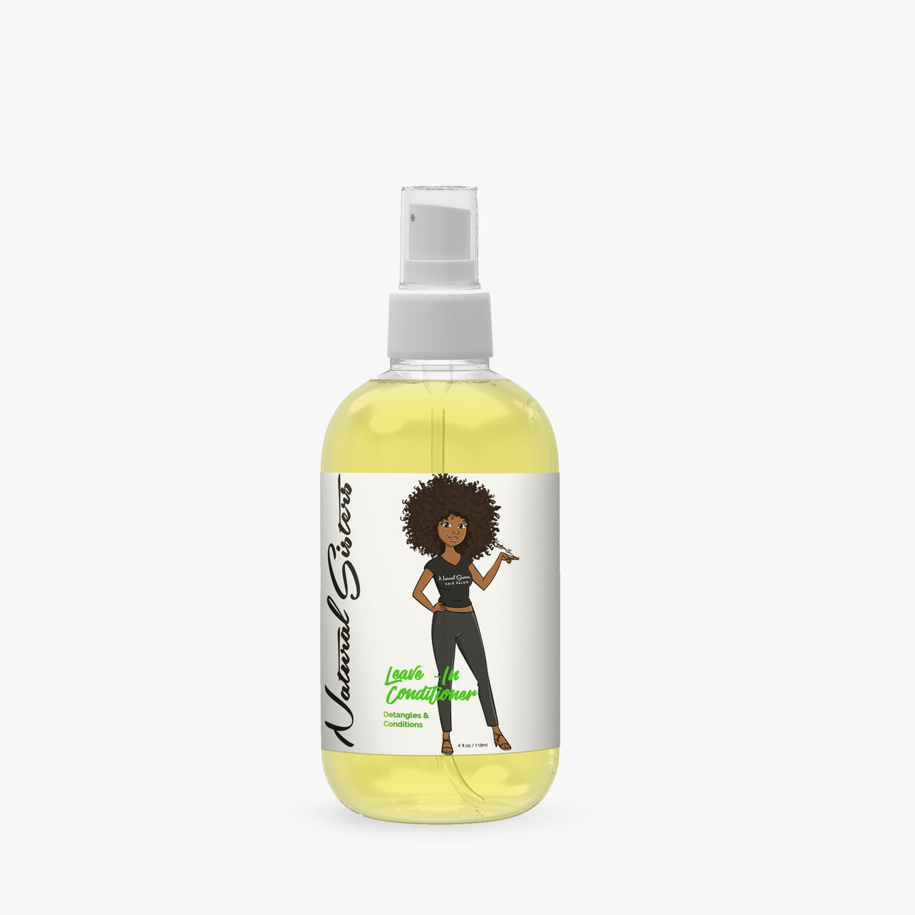 Leave In-Conditioner - Spray