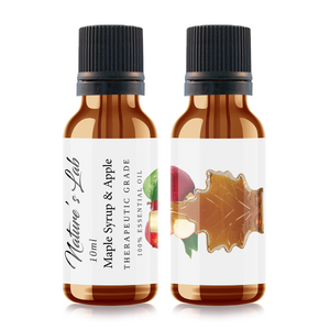Maple Syrup and Apple Fragrance Oil | Fragrance Oil - Maple Syrup and Apple 10ml/.33oz