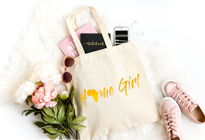 Home Girl | Tote Bag - Made in NYC