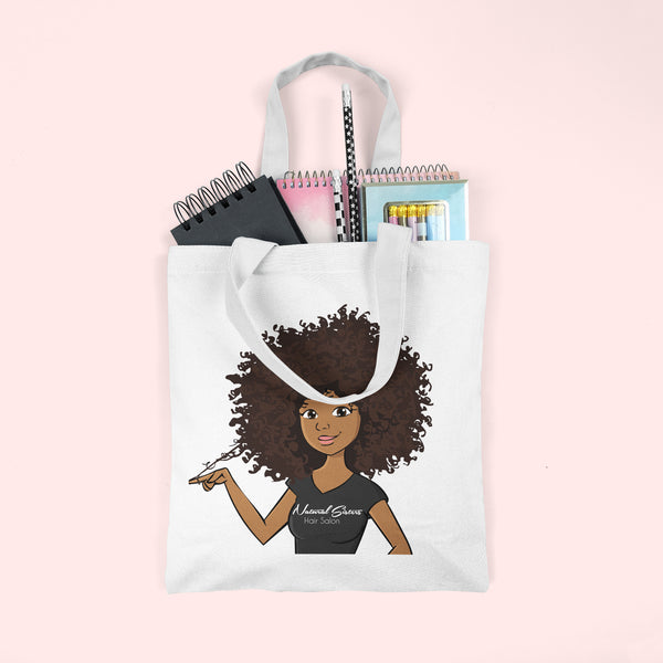 Natural Sisters Tote Bag