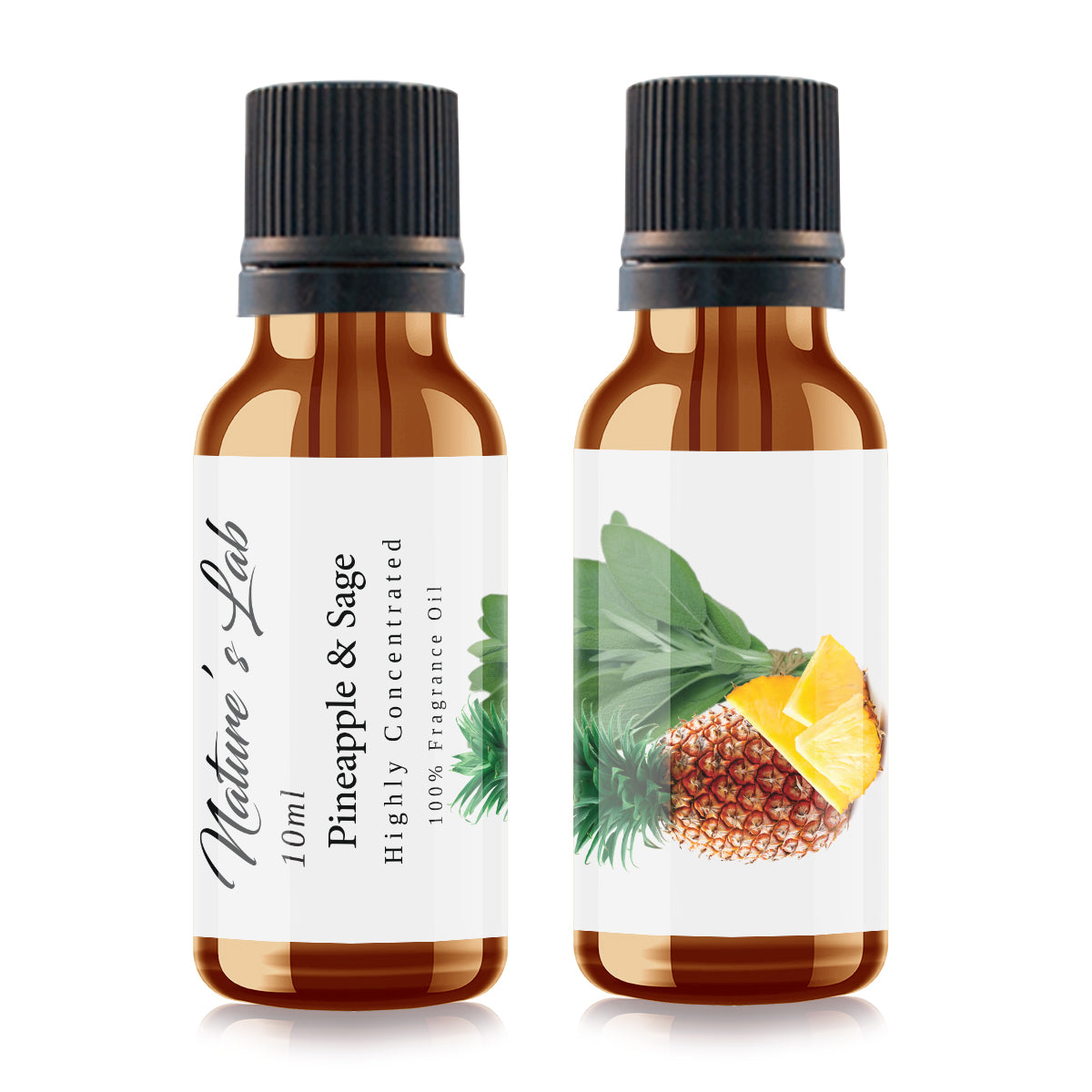 Pineapple and Sage Fragrance Oil 10ml