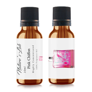 Pink Chiffon BBW Type Fragrance Oil | Fragrance Oil - Pink Chiffon BBW Type 10ml/.33oz