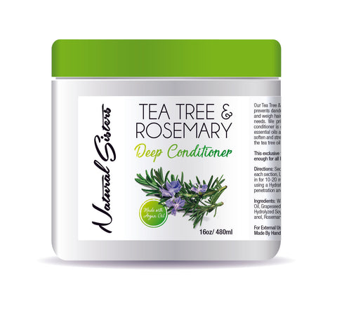Tea Tree & Rosemary Deep Conditioner