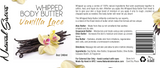 Vanilla Lace Whipped Body Butter -  8oz