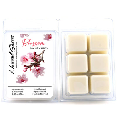 Blossom Fragranced Soy Wax Melts and Tarts
