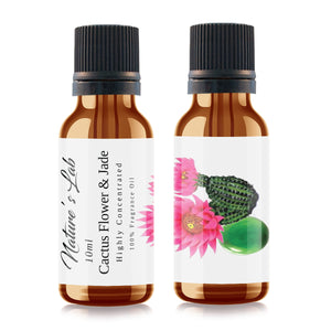 Cactus Flower and Jade Fragrance Oil | Fragrance Oil - Cactus Flower and Jade 10ml/.33oz