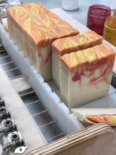 Twinkle Cold Process Soap
