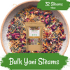 12 Organic Yoni Herbal Blend - Yoni Steam - 16 oz (32 steams)